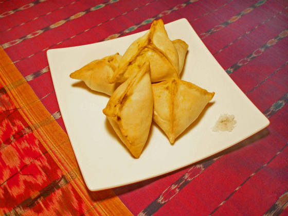 サモサ レシピ 作り方