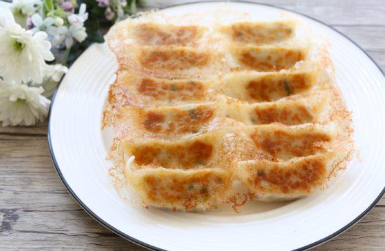 冷凍餃子の焼き方