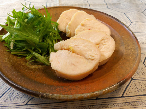 chicken breast,chicken ham,torihamu,recipe