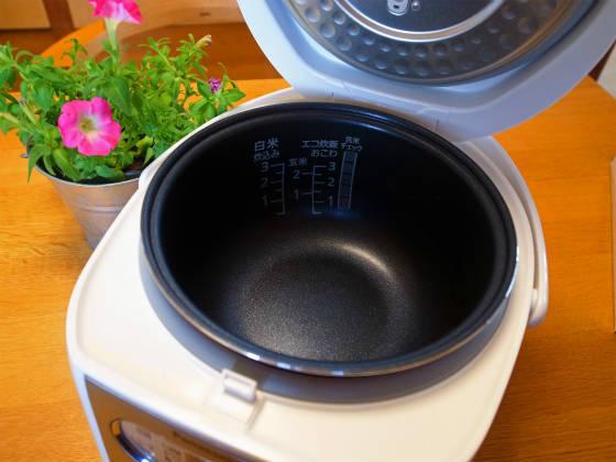 炊飯器 比較 Panasonic SR-MZ051