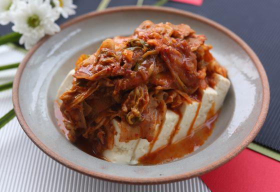 キムチのレシピ