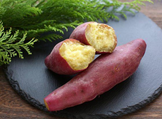 さつまいものレンジでの蒸し方。短時間で柔らかく!ふかし芋の簡単レシピ。
