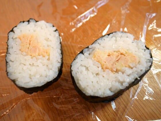 ツナマヨおにぎり レシピ
