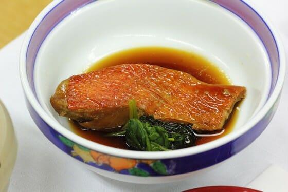 分とく山の煮魚