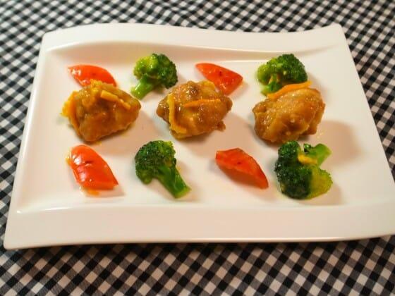 鶏むね肉の唐揚げの作り方