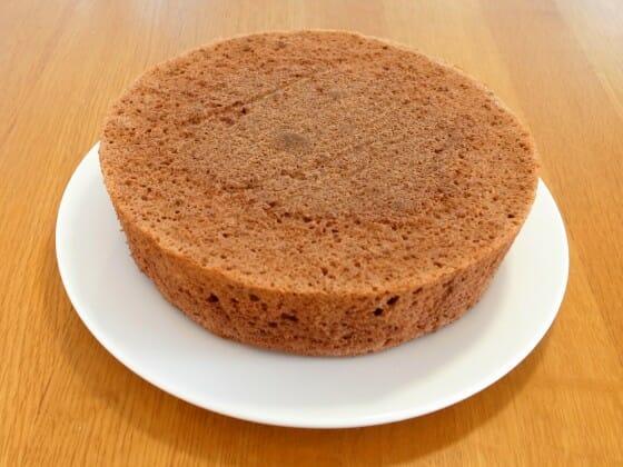 チョコレートケーキの簡単な作り方