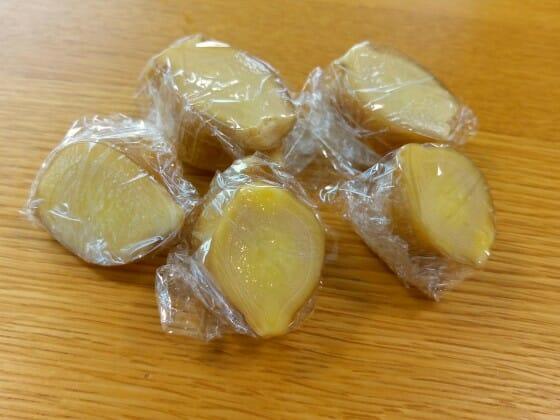 生姜の保存方法。冷凍・冷蔵
