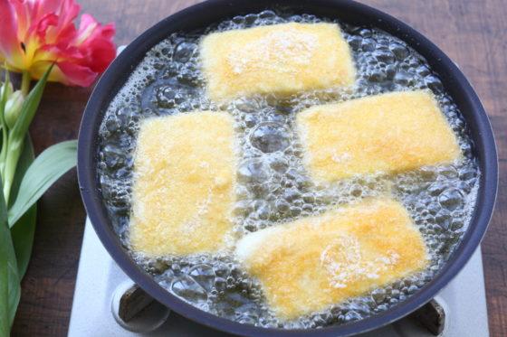 冷凍豆腐カツ