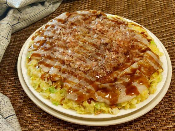 お好み焼き レシピ スコップ料理