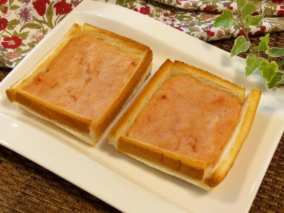 アレンジ 食パン