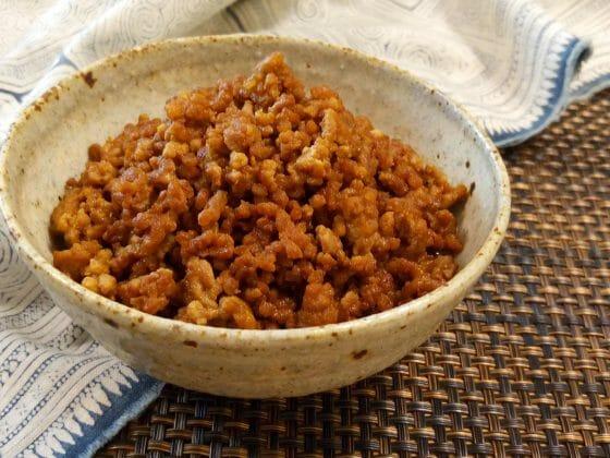 肉味噌 レシピ 肉 味噌 作り方 おいしい 人気