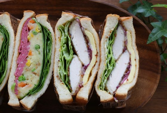 サンドイッチ お弁当 具 具材 中身