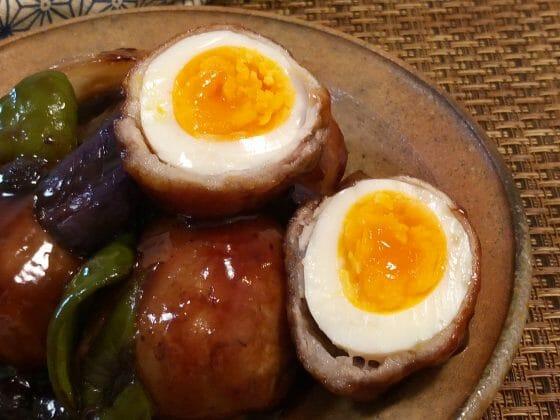 半熟卵 ゆで卵 半熟 作り方 レシピ みきママ