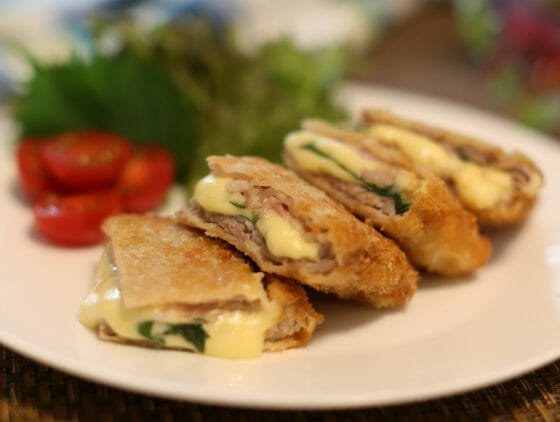 ダレノガレ明美 チーズカツ とんかつ レシピ