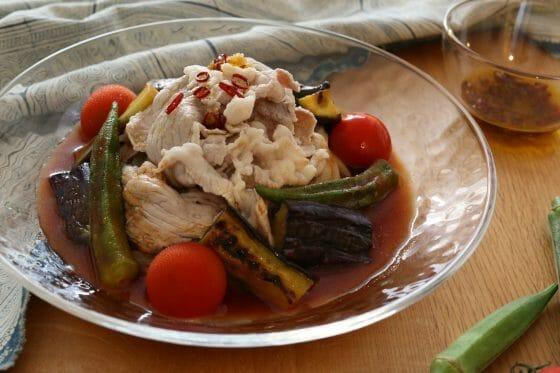 みきママ うどん 冷製うどん トマトの冷製うどん レシピ