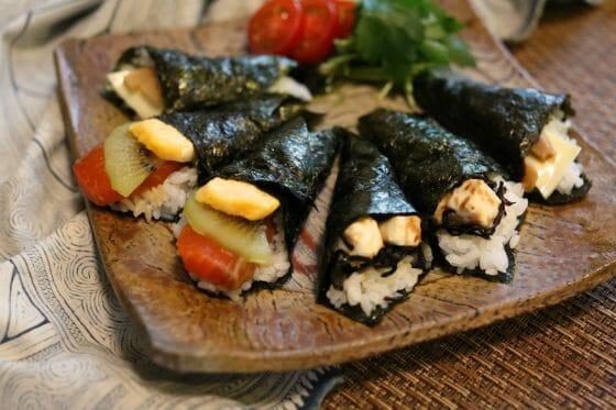手巻き寿司 酢飯 レシピ