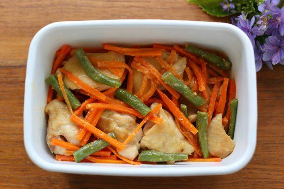 夕飯のメインおかず用の作り置きレシピ