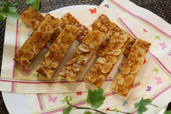みきママ フロランタン レシピ 食パン