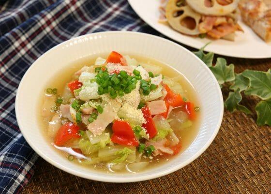 白菜のレシピ