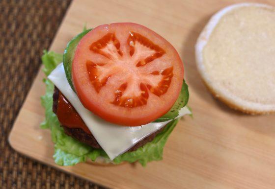 ハンバーガーのレシピ