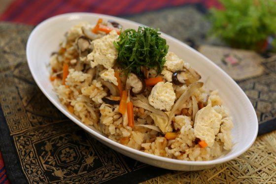 炊き込みご飯 レシピ 作り方 簡単 豆腐