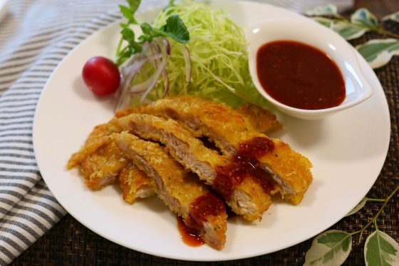 とんかつ レシピ 作り方 豚カツ 揚げ方 かみかつ 池波正太郎 グルメ 料理