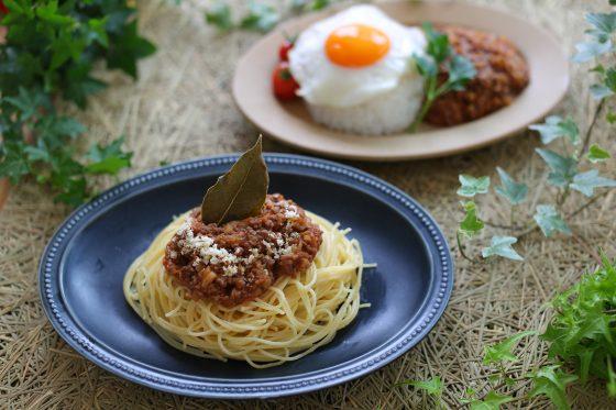 ミートソース レシピ 作り方 人気 パスタ スパゲティ