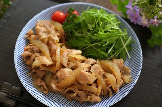 生姜焼き レシピ 人気 豚の生姜焼き 作り方 1位