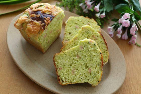 ケークサレ レシピ 人気 作り方 塩ケーキ