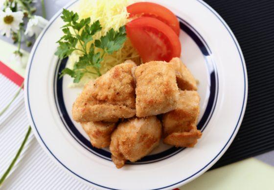 唐揚げのレシピ