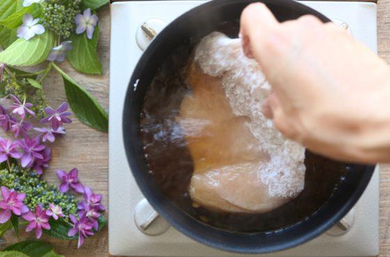 鶏ハムの作り方