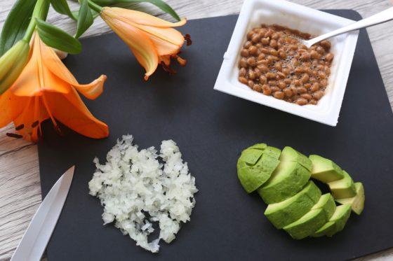 納豆丼の作り方