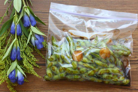 枝豆のおつまみの作り方