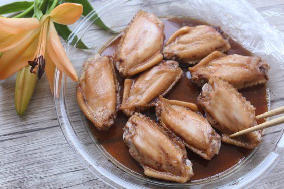 鶏手羽中の煮物の簡単レシピ