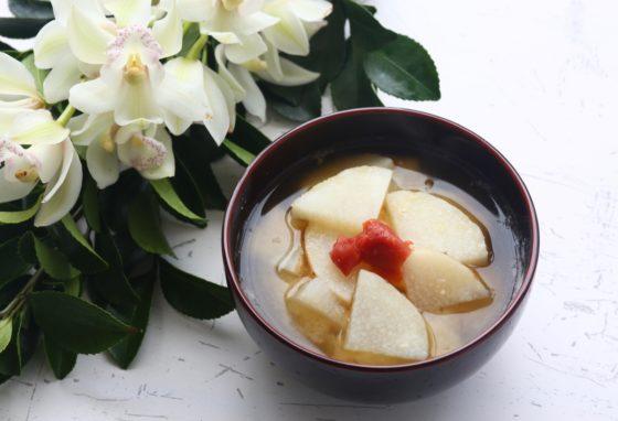 変わり種の味噌汁