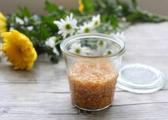 酢生姜の作り方