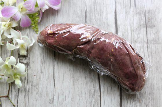 焼き芋の冷凍保存