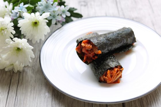 海苔のレシピ