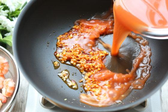 エビチリの本格プロレシピ