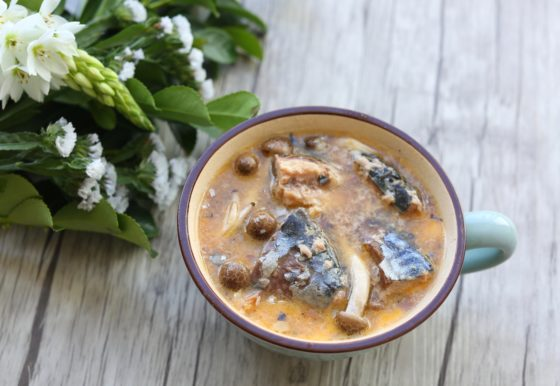 サバ缶の中性脂肪を下げるレシピ
