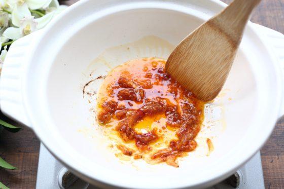 トムヤンクン鍋