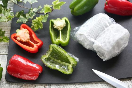 ピーマンの保存方法と日持ち!長期なら冷凍・冷蔵。常温で1週間。
