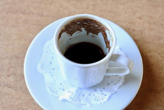 トルココーヒー占いの方法