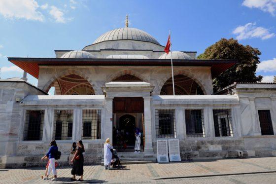 スルタン・アフメット1世の霊廟