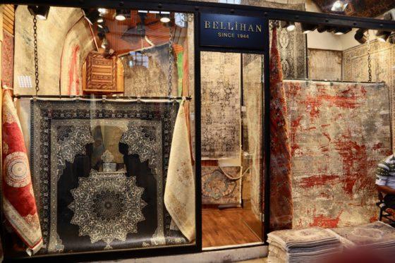 トルコのお土産のトルコ絨毯