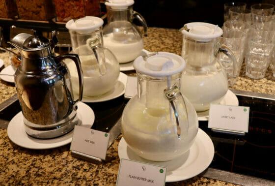 インドのミルク
