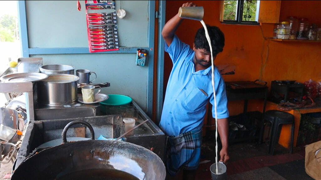 インドのチャイのレシピ