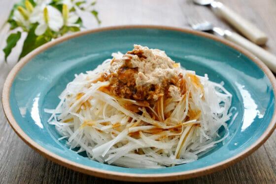 冷凍ツナ(シーチキン)のレシピ
