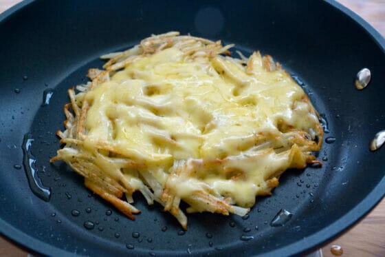 じゃがいもチーズのレシピ