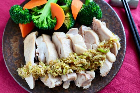 鶏もも肉のレシピ